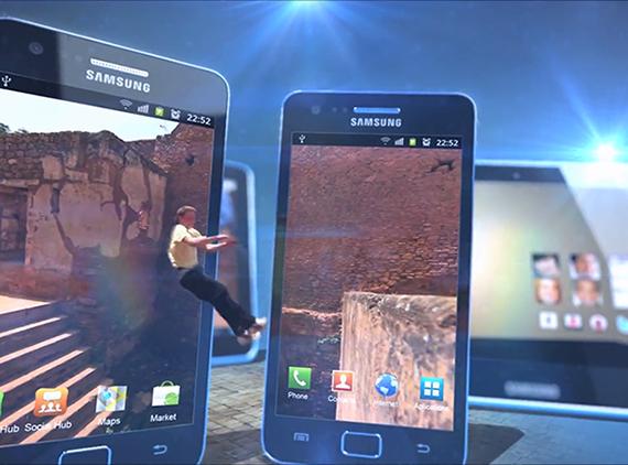 Samsung Feature – Brazil