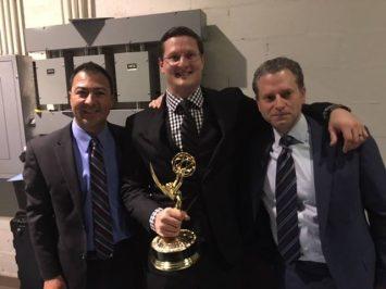 MArlon 4th Emmy