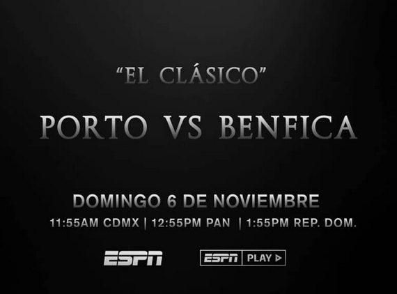 Liga NOS-Porto vs Benfica